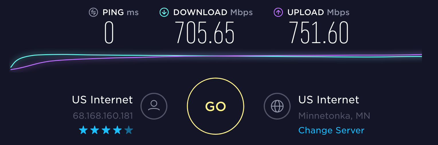 Best tool for measuring connection speed - SW help - Turris forum