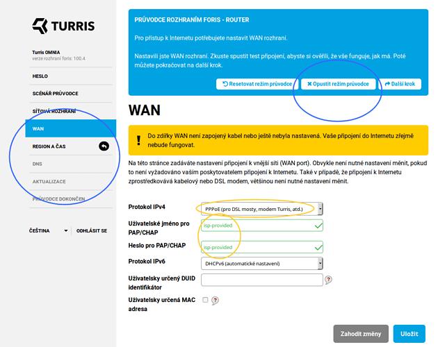 screenshot-turris-foris-wan