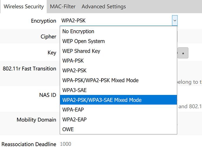 Will WPA3 work on existing hardware? - SW tweaks - Turris forum