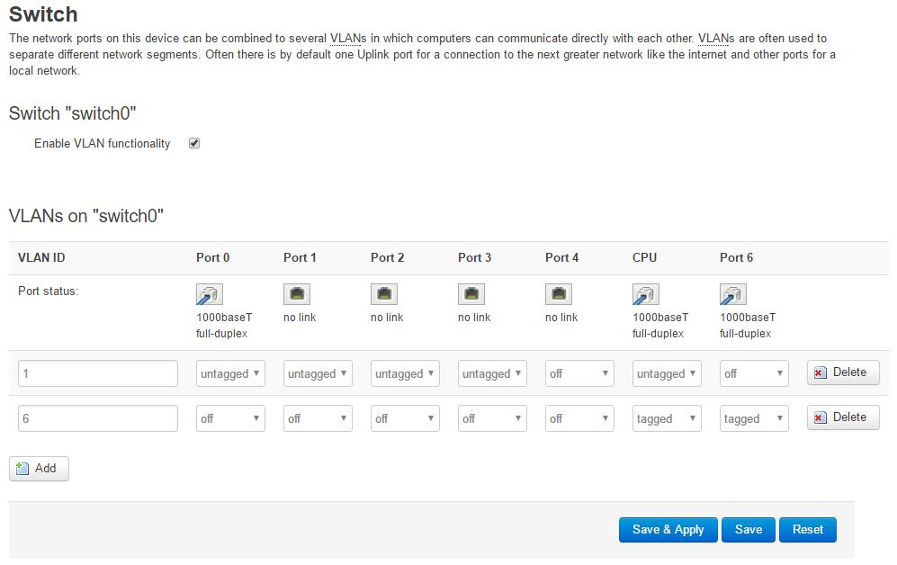Help configuring VLAN for WAN - SW help - Turris forum