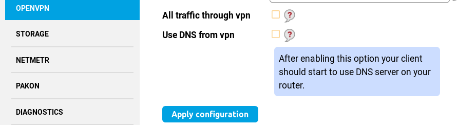 VPN and DNS issue - SW help - Turris forum
