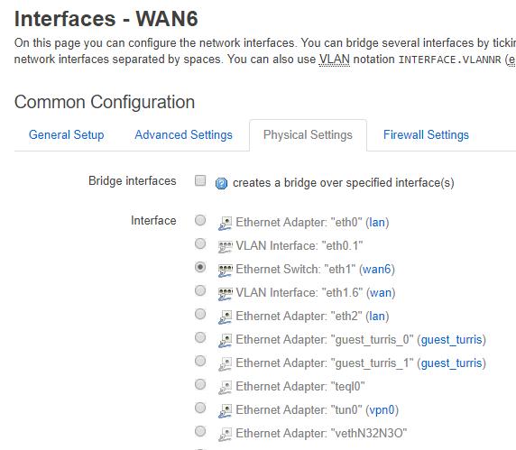 Help Noob To Configure Wan Please - Sw Help