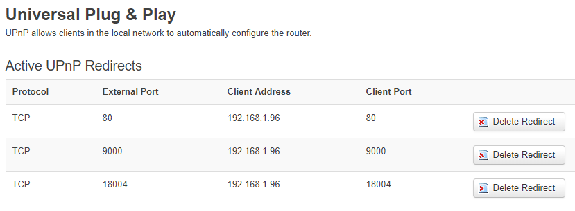 Is UPnP and Port Forwarding working? - SW help - Turris forum